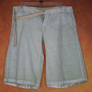 Diesel paint splatter shorts